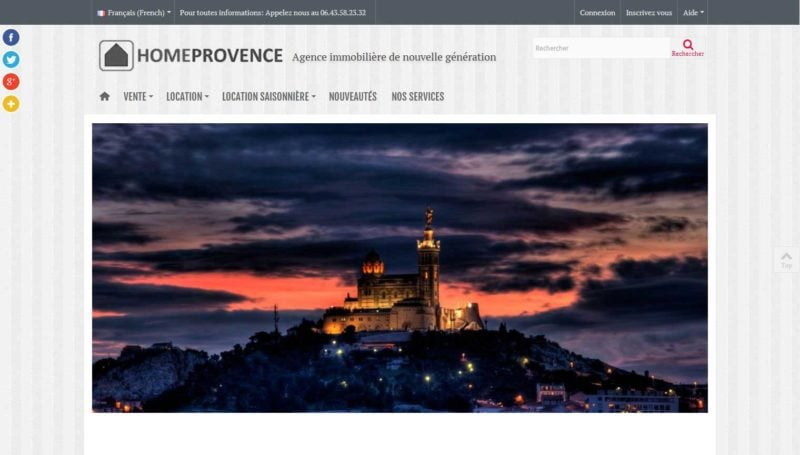 Homeprovence - Agence immobilière