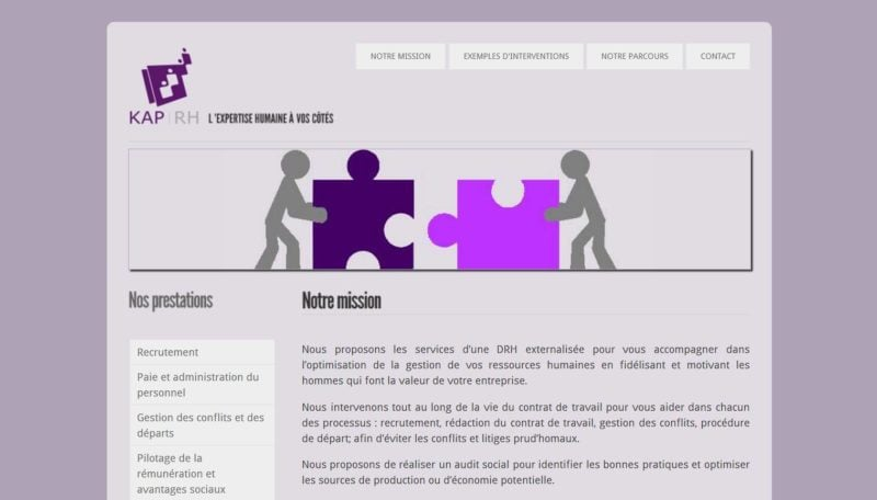 KAP RH - Cabinet de ressources humaines