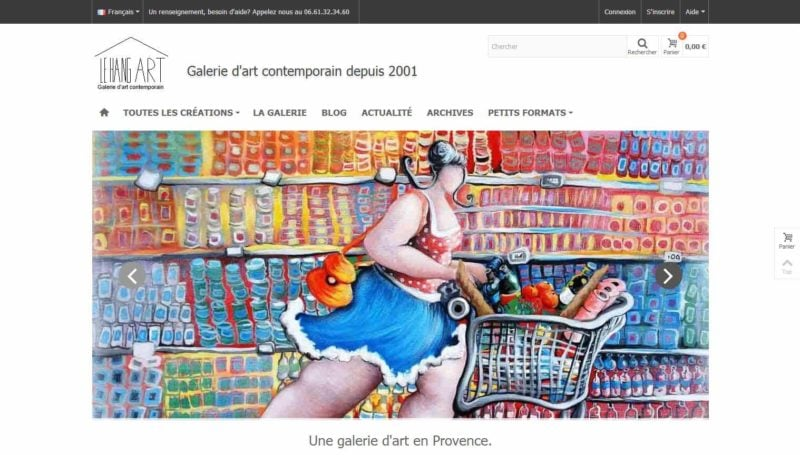 Galerie Le Hangart